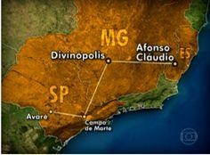 Os Estados de São Paulo (Alckimin), Paraná (Beto Richa), Minas (Aécio) e Mato Grosso do Sul (Azambuja), todos do PSDB, fazem parte da rota do tráfico internacional de drogas