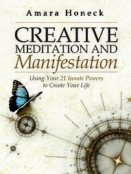 "Creative Meditation and Manifestation teaches you to access the inner POWERS we all possess and put them to work building a pathway to your greatest happiness. ---- ""Creative Meditation and Manifestation: Using Your Innate 21 Powers to Create Your Life"" by Amara Honeck"