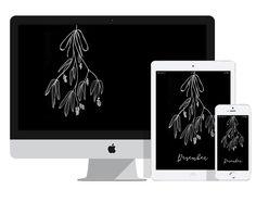 Get your free December Wallpaper via sodapop-design.de