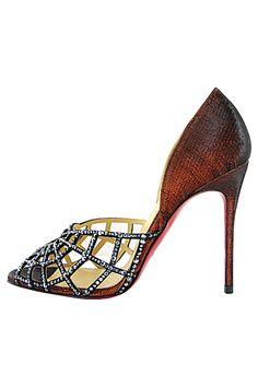 Zapatos, los Zapatos de Patricia - El Blog de Patricia: Christian Louboutin, su suela roja, su demanda a YSL y sus zapatos para Otoño 2011.
