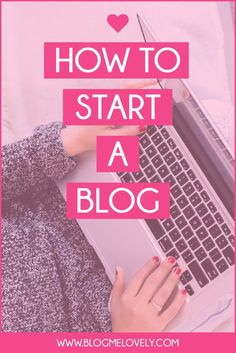 How to Start a Blog // Have you been wanting to start a blog but don't know where to start? You just know that you want to take it seriously and not look like newbie. If this is you, then read my step-by-step on how to start a blog with WordPress and Bluehost. *hint* it is much easier than you think!