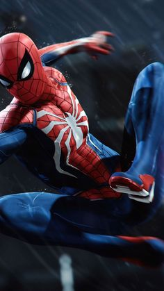 Top Spiderman Wallpapers - Homecoming, Into the Spider-Verse - Update Freak Marvel Comics, Marvel Art, Marvel Heroes, Marvel Characters, Marvel Avengers, Spiderman Pictures, Spiderman Art, Amazing Spiderman, Every Spider Man