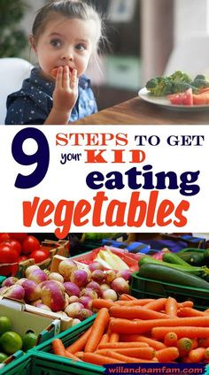 Getting kids to eat veggies is like pulling teeth from an enraged alligator, only harder. We share our tried and true method for vegetable-eating success.
