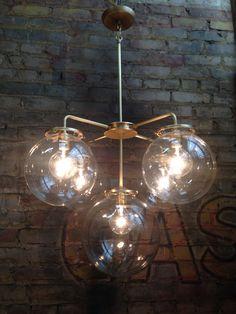 """By Omega Lighting & Design's Vanessa Bell, """"The Jackson"""""""