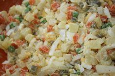 Pasta Salad, Low Carb, Carp, Ethnic Recipes, Food, Crab Pasta Salad, Essen, Common Carp, Meals