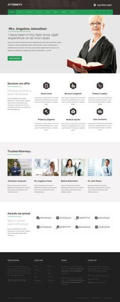 Attorney - Corporate Wordpress Theme. More info http://themeforest.net/item/attorney-corporate-wordpress-theme/7342835?ref=ubaidullahbutt