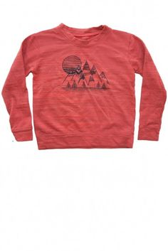 ON SALE | Feather 4 Arrow Mountain Sweatshirt | Little Skye Children's Boutique @littleskyekids