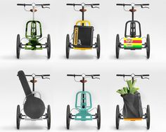 New urban mobility