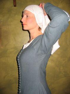 Matilda la Zouche's Wardrobe - The Moy Gown