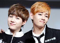 ♥ Bangtan Boys ♥ Suga & Taehyung ♥