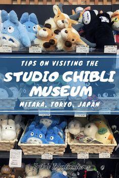 Visiting the Studio Ghibli Museum in Mitaka, Tokyo, Japan - Erika's Travelventur. - Visiting the Studio Ghibli Museum in Mitaka, Tokyo, Japan – Erika's Travelventures - Tokyo Japan Travel, Go To Japan, Visit Japan, Japan Trip, Totoro, Studio Ghibli Characters, Tokyo Museum, Exploration, Tokyo Disneyland