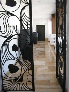 Quality Wrought Iron Work for Your Decoration Home