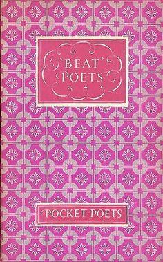 beat poets ~~ vintage bookcover