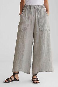 Women Linen Pants Casual Pockets Summer Plus Size Pants Sexy Bluse, Mode Pop, Cotton Pants, Linen Dresses, Wide Leg Pants, Loose Pants, Women's Pants, Yoga Trousers, Harem Pants