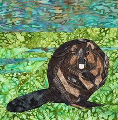 silver linings quilting pattern wee beaver