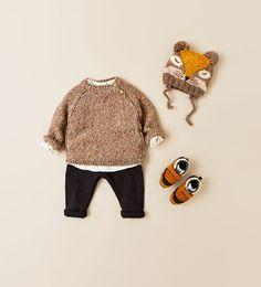 Looks para bebé niño | ZARA España