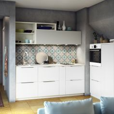 Perfect Geef je fantasie de ruimte met ons nieuwe METOD keukensysteem IKEA keuken
