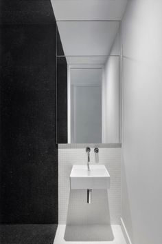 Boffi Quadtwo basin by Jeffrey Bernett | Bathroom | Pinterest ... on