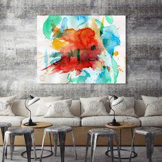 """Cartazar"" Art Canvas By Weart2"