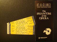 Phantom of the Opera  in NewYork