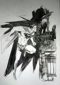 Awesome Art Picks: Power Girl, Spider-Man, Batman and More - Comic Vine Comic Book Artists, Comic Book Characters, Comic Artist, Comic Character, Comic Books Art, Character Design, Dc Comics, Batman Art, Batman And Superman