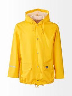 Rukka raincoat
