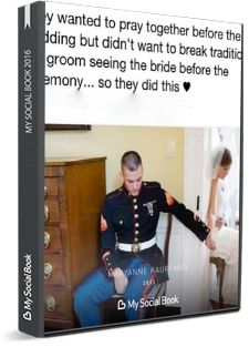 I saw this photo and knew this would happen. Especially love the fact that this is a Marine wedding :) Cute Wedding Ideas, Wedding Goals, Wedding Pictures, Perfect Wedding, Army Wedding, Our Wedding, Dream Wedding, Navy Military Weddings, Wedding Stuff