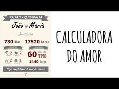 Como fazer a Calculadora do Amor | Namorada Criativa - Por Chaiene Morais