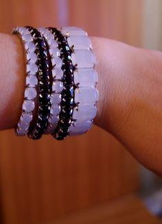 Kup mój przedmiot na #vintedpl http://www.vinted.pl/akcesoria/bizuteria/11606401-sliczne-bransoletki-nowe