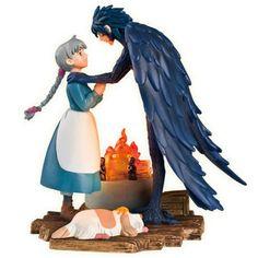 Howl's Moving Castle by Hayao Miyazaki Movie Scene Model