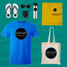Planet Apparel is a custom apparel and printing company based out of San Diego, CA. We specialize in custom Apparel, Bandanas, Trucker Hats, and SWAG!