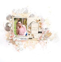 Mini Albums, Cocoon, Scrapbooking, Frame, Cards, Decor, Watercolor Background, Life Is Good, Picture Frame
