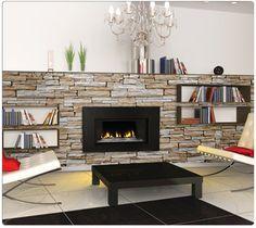 1st choice: Hotspot Fireplace, Napoleon GDI30G
