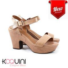 Subindo o salto da sua terça-feira #koquini #comfortshoes #euquero Compre Online: http://koqu.in/2dpyhGv