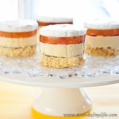 Trifle Cakes - gluten-free and low FODMAP - www.strandsofmylife.com