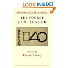 The Pocket Zen Reader (Shambhala Pocket Classics) [Paperback]