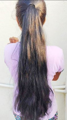 Beautiful Long Hair, Pony, Long Hair Styles, Pony Horse, Long Hairstyle, Ponies, Long Haircuts, Long Hair Cuts, Long Hairstyles