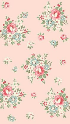 New wallpaper iphone vintage prints cath kidston ideas Shabby Chic Wallpaper, Trendy Wallpaper, Flower Wallpaper, Pattern Wallpaper, Cute Wallpapers, Floral Wallpapers, Pink Wallpaper With Flowers, Vintage Wallpapers, Vintage Floral Backgrounds