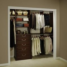 The Art of Bedroom Closet Design  -Your bedroom closet is more than a storage area it's perhaps your home's most private space. The bedroom closet not only holds your wardrobe and personal effects, it's a crucial part of making your daily preparations to greet the world. For these reasons, optimizing your closet is a priority that shouldn't be overlooked.