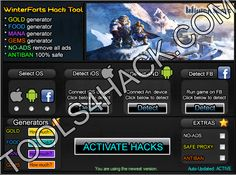 WinterForts Exiled Kingdom  Hack - 27.06.2014 Updated http://tools4hack.com/winterforts-exiled-kingdom-hack-cheats-vip-version/