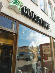 Globe Hope, Helsinki