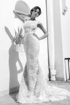 Bien Savvy Spring 2014 Wedding Dresses — One Love Bridal Collection | Wedding Inspirasi