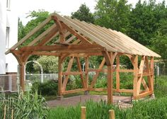 Charming wood carports prices for wood car carport ideas
