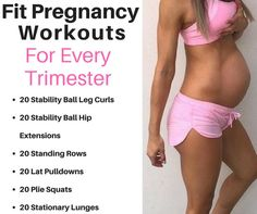 Pregnancy workouts for every trimester. Pregnancy workouts are safe & can be don… Pregnancy training for every trimester. Pregnancy exercises are safe and can be performed at home without equipment and every trimester to have a healthy pregnancy. Third Month Of Pregnancy, Trimesters Of Pregnancy, Pregnancy Months, Early Pregnancy, Pregnancy First Trimester, Pregnancy Nutrition, Pregnancy Health, Pregnancy Care, Pregnancy Info