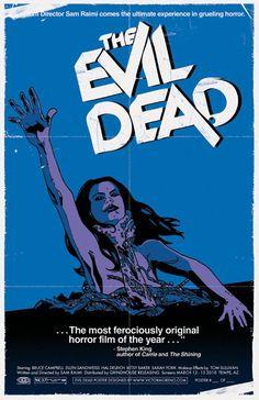 #evildead poster art