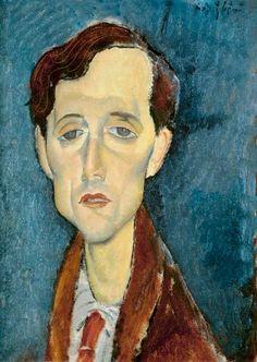 Frans Heller, Amedeo Modigliani