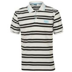 e5298ba87 Lonsdale Striped Polowht/blk/s $44.00 Detailed Description (Cotton, white/ Black/Sky striped Polo, NO SMALLS, these run very large!)