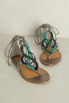 Aldine Sandals