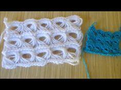 COMO TEJER PUNTO PERUANO crochet - YouTube