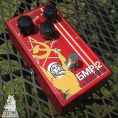 The new mojo hand fuzz #pedal #effect #pimpedguitars